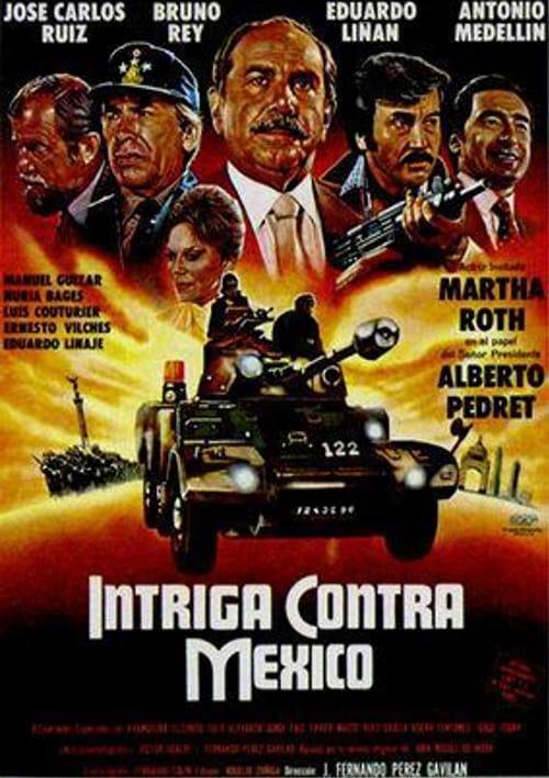 Intriga contra México