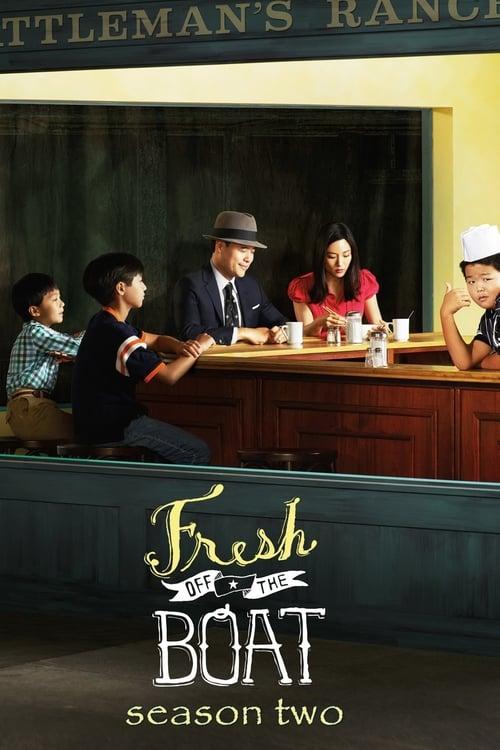 Fresh Off the Boat Season 2