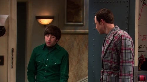 Watch The Big Bang Theory S4E24 in English Online Free | HD