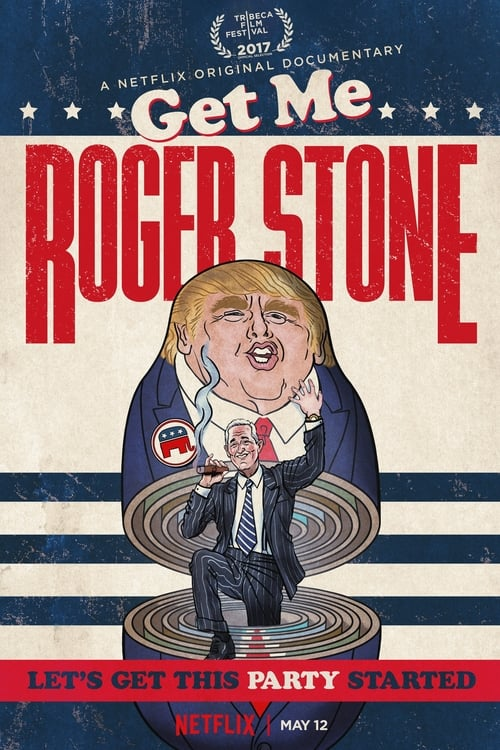 Box art for Get Me Roger Stone