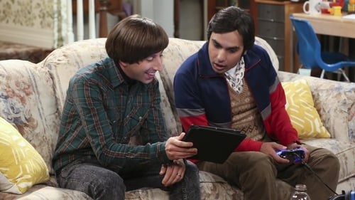 Watch The Big Bang Theory S9E10 in English Online Free | HD