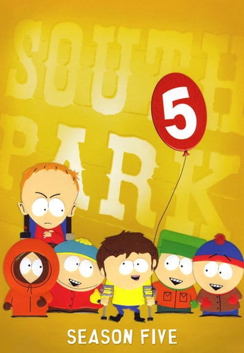 Watch South Park Season 5 in English Online Free