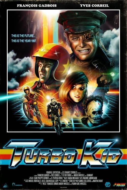 Downloads Film Turbo Kid – (2015) Full HD Action, Adventure, Horror