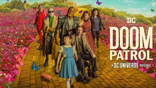 Doom Patrol Season 1 Episode 3 : Puppet Patrol