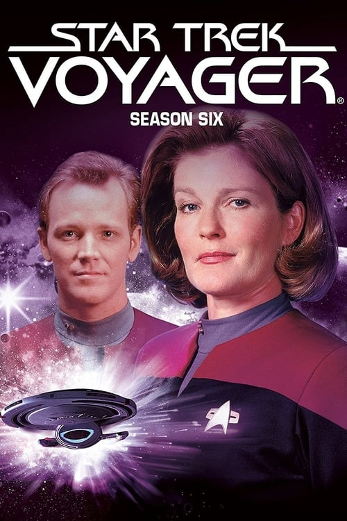 Watch Star Trek: Voyager Season 6 in English Online Free