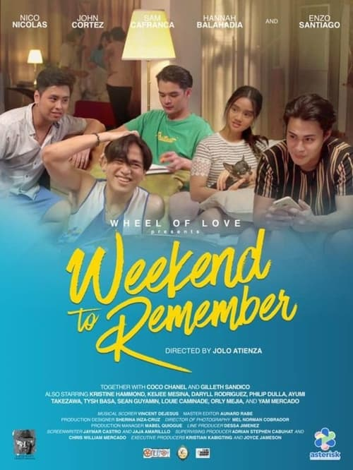 Wheel of Love: Weekend to Remember
