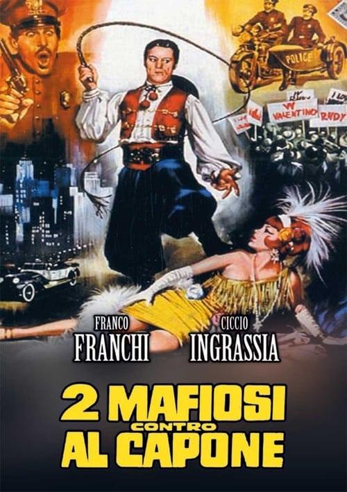 2 mafiosi contro Al Capone