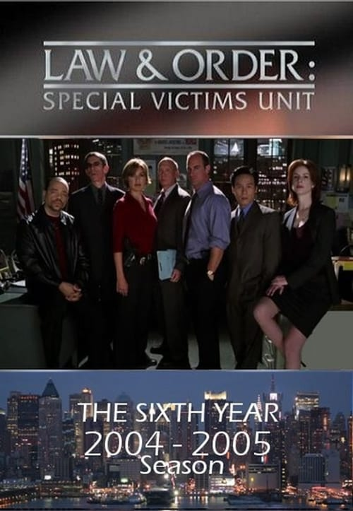 Watch Law & Order: Special Victims Unit Season 6 in English Online Free