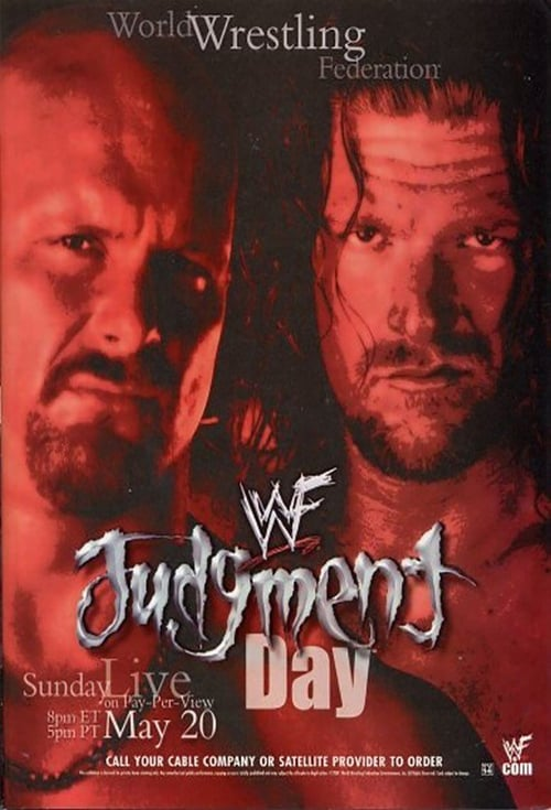 WWE Judgment Day 2001