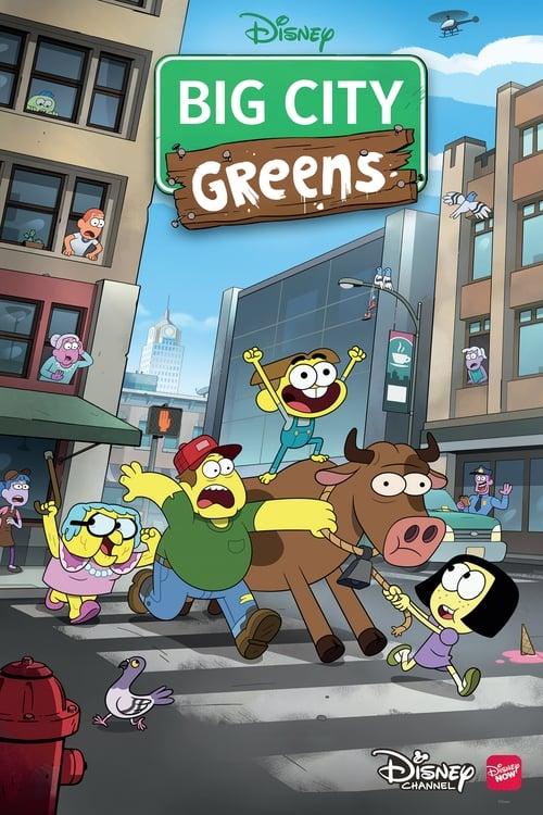 Watch Big City Greens Full Movie Download