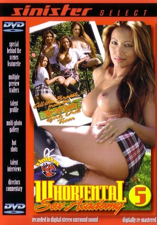 Whoriental Sex Academy 5
