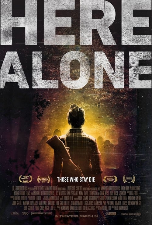 Here Alone WEB-DL VOSTFR