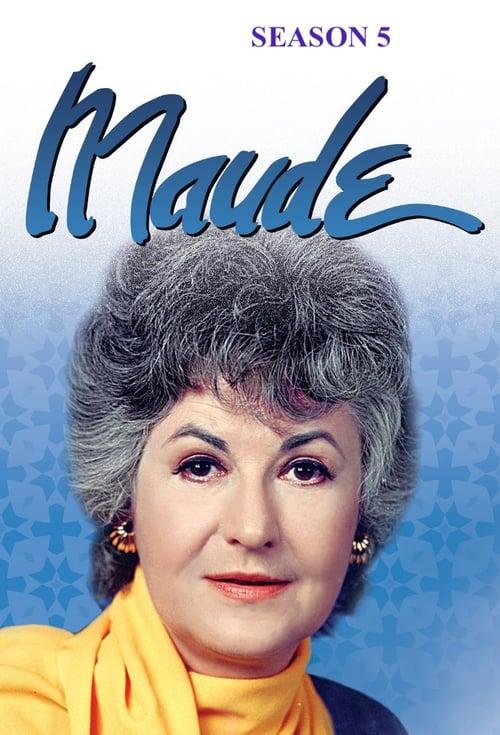 Watch Maude Season 5 Episode 8 Full Movie Download