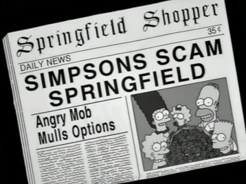 Watch The Simpsons S9E10 in English Online Free | HD
