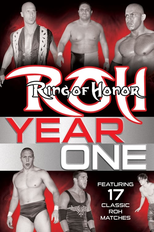 Ring of Honor: Year One