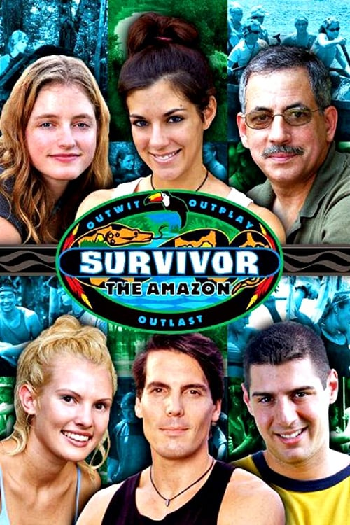 Survivor - The Amazon