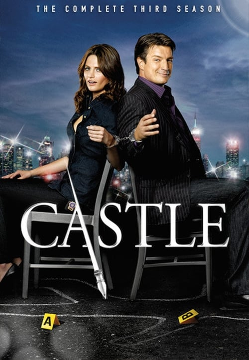 Watch Castle Season 3 in English Online Free