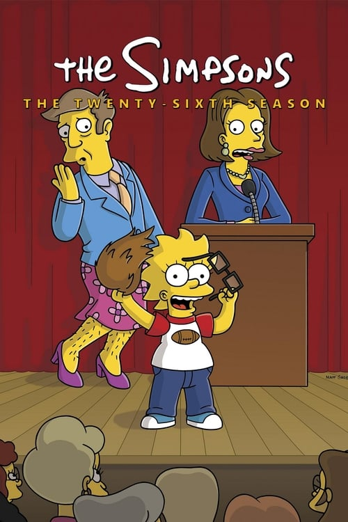 Watch The Simpsons Season 26 in English Online Free