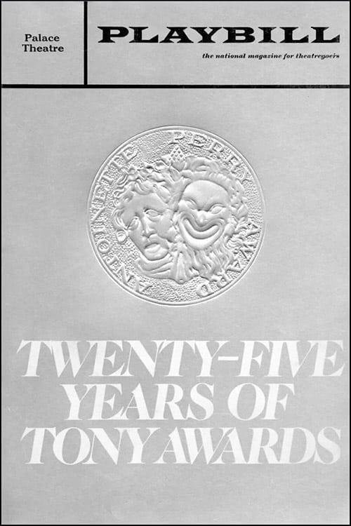 The 25th Annual Tony Awards