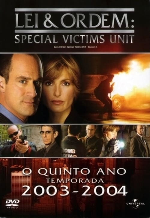 Watch Law & Order: Special Victims Unit Season 5 in English Online Free