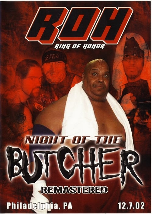ROH Night of the Butcher