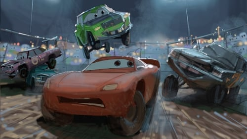 Cars 3 (2017) Subtitle Indonesia