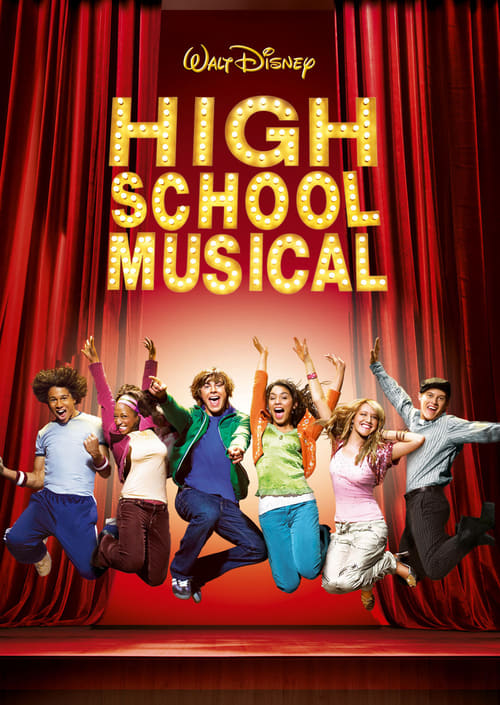 Watch High School Musical (2006) in English Online Free