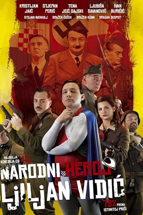 National Hero Lily Vidic