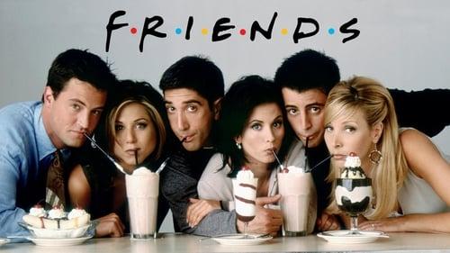 Friends Season 5 Episode 18 : The One Where Rachel Smokes