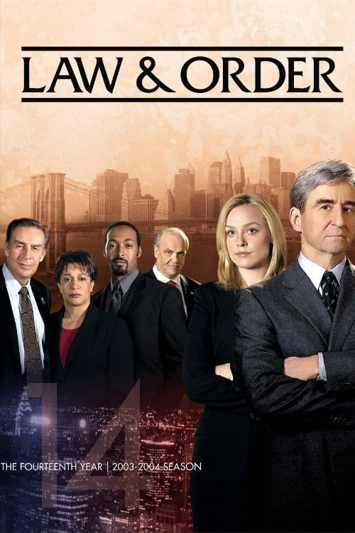 Watch Law & Order Season 14 in English Online Free