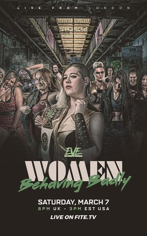 EVE Women Behaving Badly