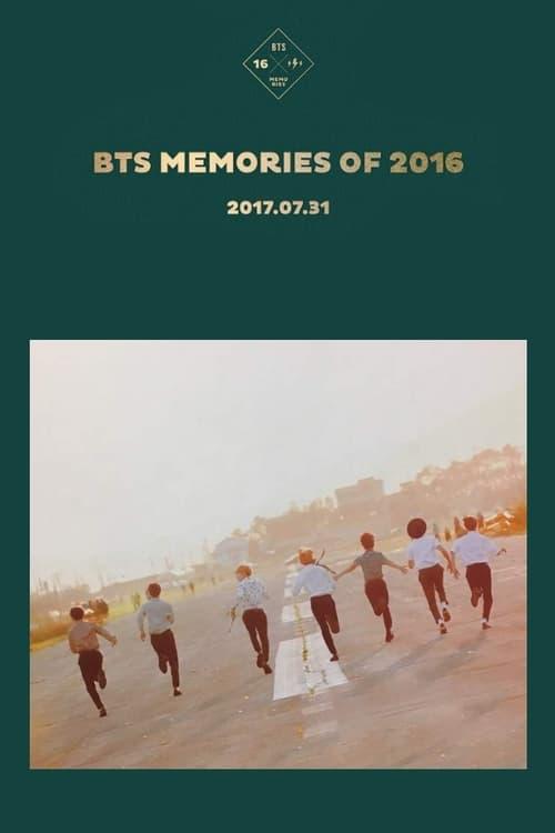 BTS Memories of 2016