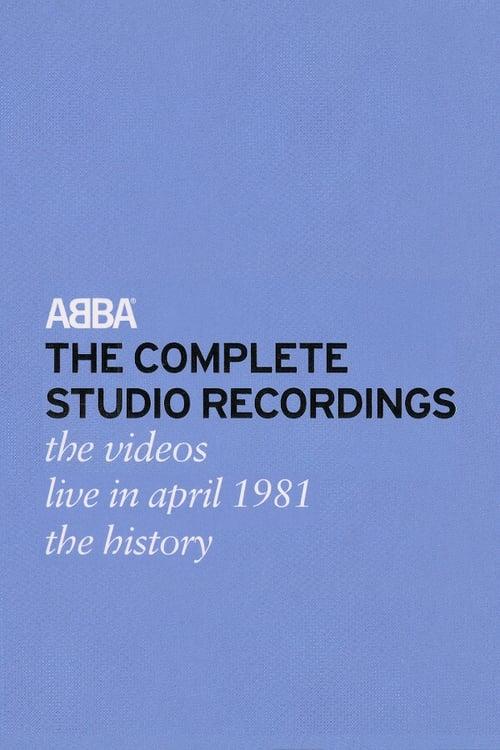 Abba - The complete studio recording