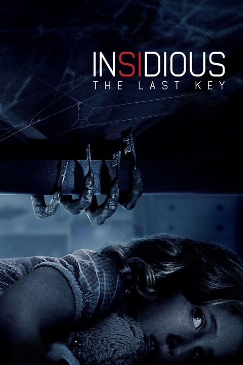 Largescale poster for Insidious: The Last Key
