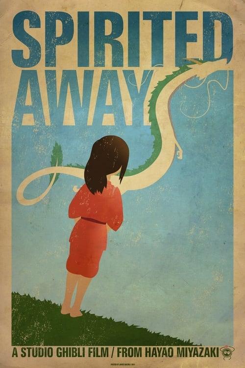 千と千尋の神隠し poster