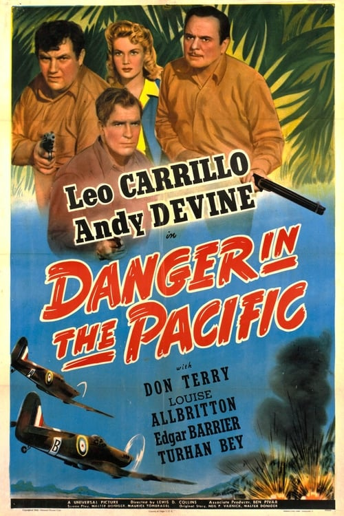 Danger in the Pacific