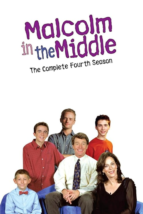 Watch Malcolm in the Middle Season 4 in English Online Free