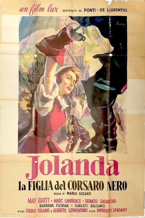 Jolanda, the Daughter of the Black Corsair