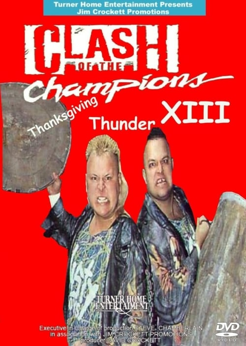 WCW Clash of The Champions XIII: Thanksgiving Thunder