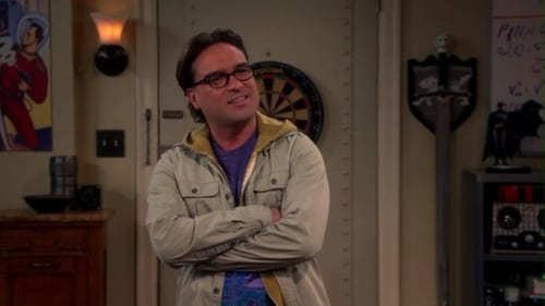 Watch The Big Bang Theory S7E15 in English Online Free | HD