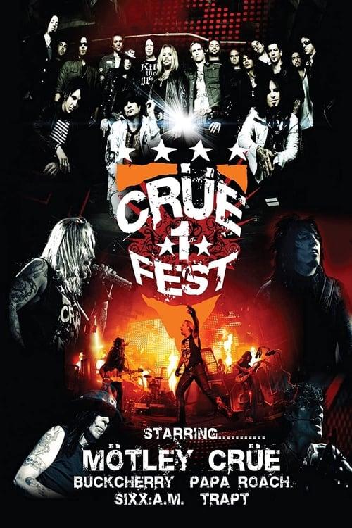 Mötley Crüe: Crüe Fest 2008