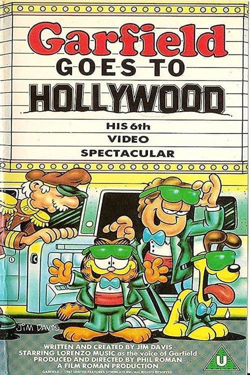 Garfield Goes Hollywood