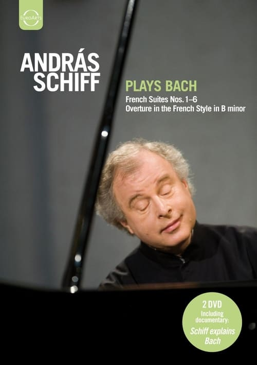 András Schiff plays Bach
