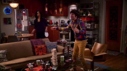 Watch The Big Bang Theory S4E22 in English Online Free | HD