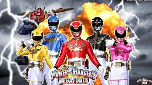 Play Power Rangers Super Megaforce: Legacy - Play