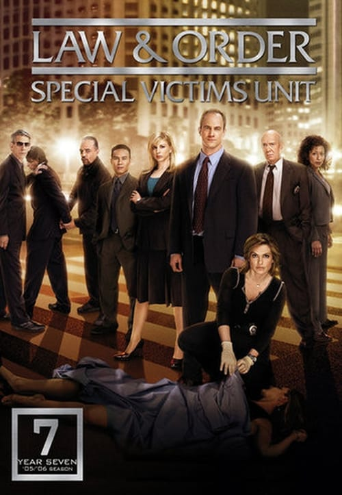 Watch Law & Order: Special Victims Unit Season 7 in English Online Free