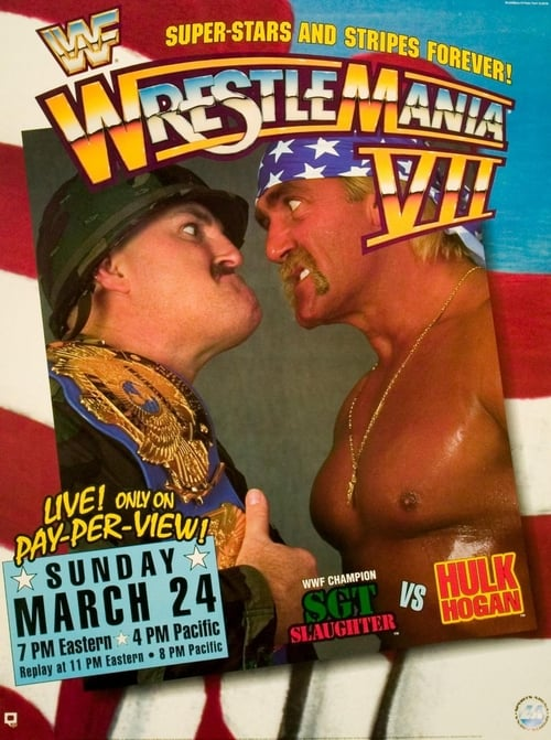WWE WrestleMania VII