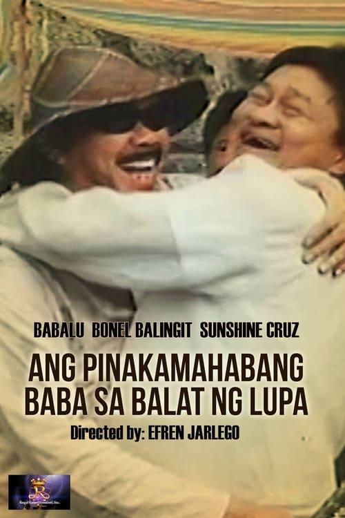 Ang Pinakamahabang Baba sa Balat ng Lupa