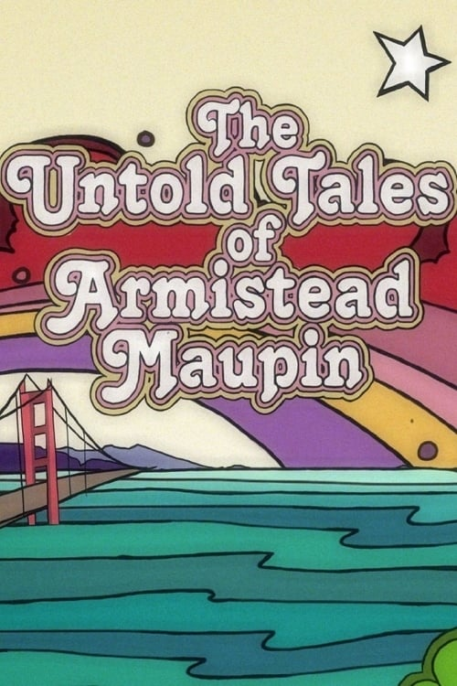Box art for The Untold Tales of Armistead Maupin
