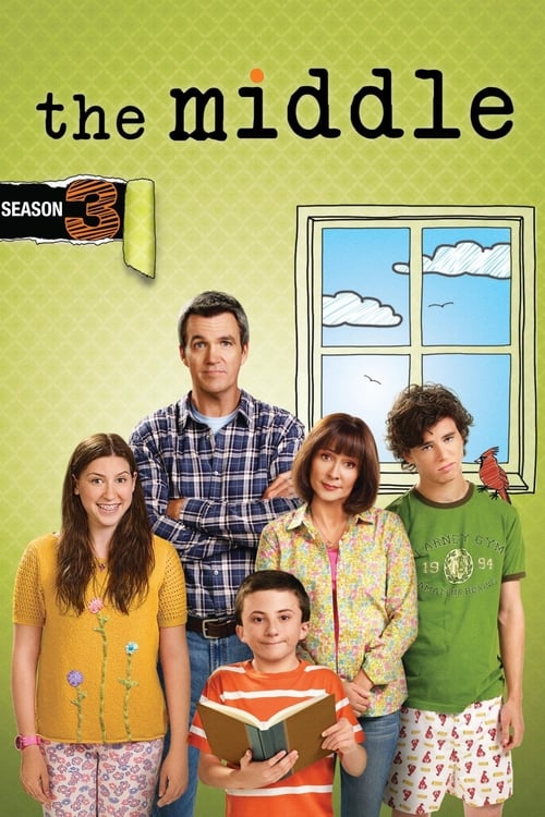 Watch The Middle Season 3 in English Online Free